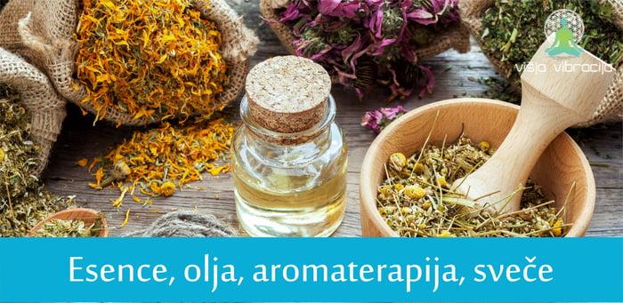 esence eterična olja aromaterapija esenčna olja naravna olja olja za masažo sveča sveče diđeče sveče višja vibracija 11