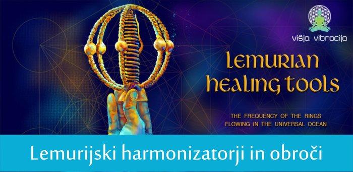 lemurija lemurijski harmonizatorji slim spurling tenzorski obroč obroči zaščita pred emf višja vibracija 1